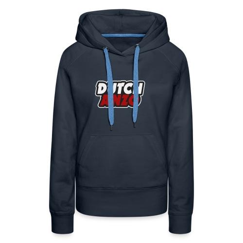 dutchanzo - Vrouwen Premium hoodie