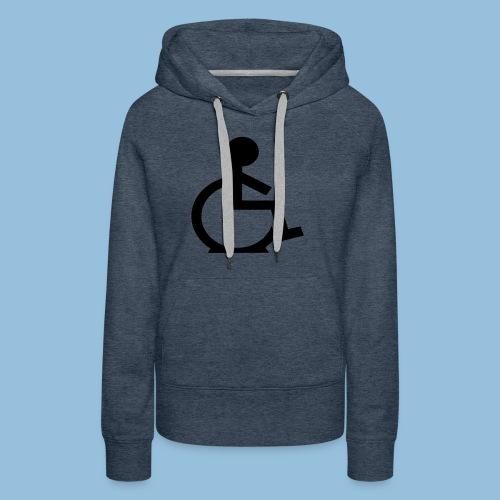 Flattyre1 - Vrouwen Premium hoodie