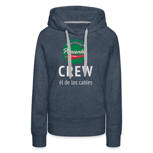 Pimiento Crew Gear - Vrouwen Premium hoodie