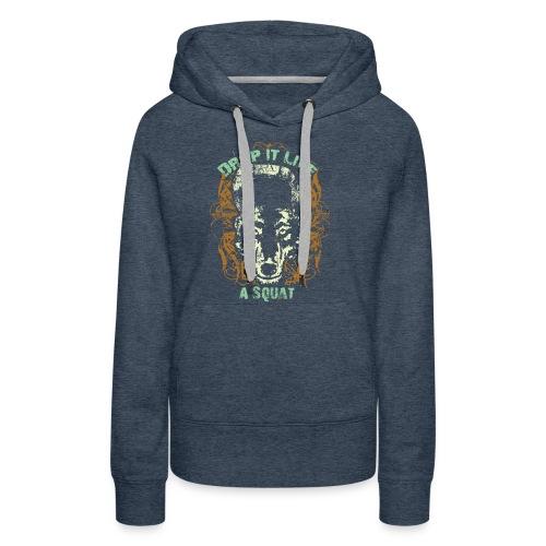 Army DILAS - Vrouwen Premium hoodie