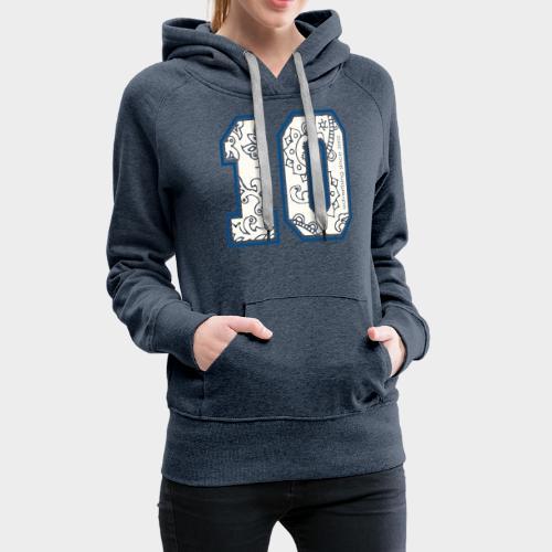 10.png - Frauen Premium Hoodie