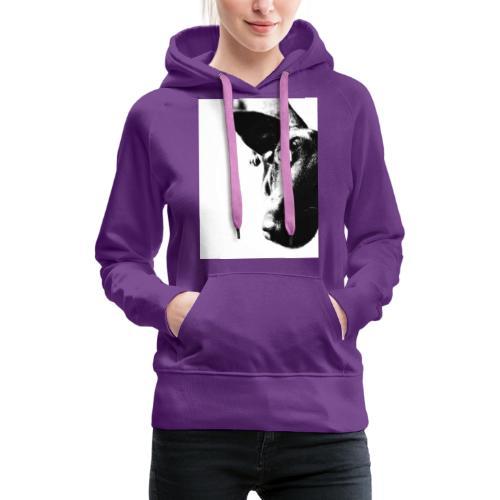 Einauge - Frauen Premium Hoodie