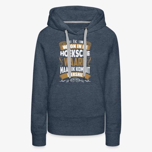 Piershil - Vrouwen Premium hoodie