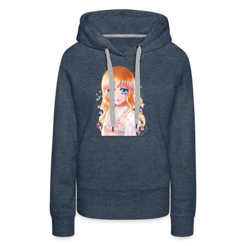 Hana - Sweat-shirt à capuche Premium pour femmes