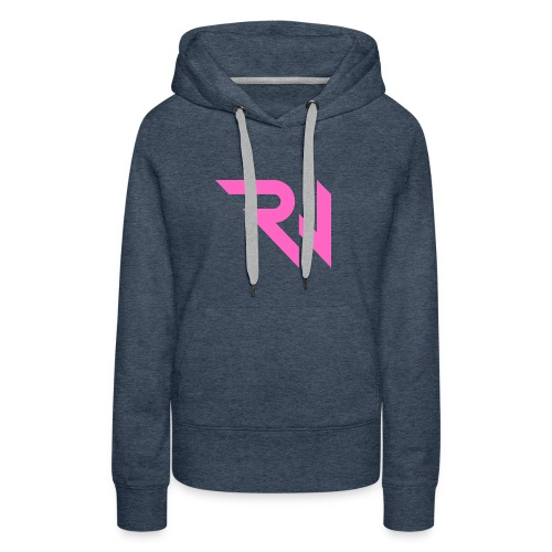 Ravewerk Raw - Women's Premium Hoodie