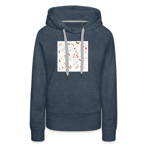 Full English - Women's Premium Hoodie