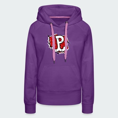 Męska Koszulka Patriotyczna Premium - Bluza damska Premium z kapturem