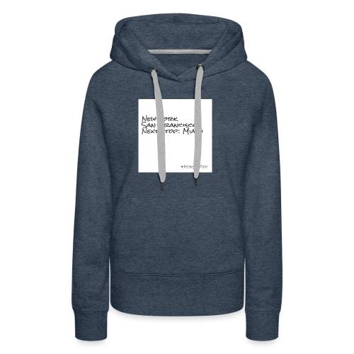 City Collection USA - Frauen Premium Hoodie