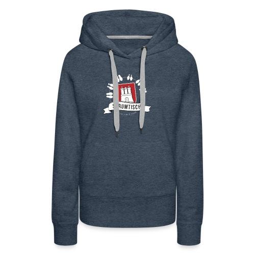 Scrumtisch Hamburg - Frauen Fan Shirt - Frauen Premium Hoodie