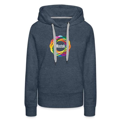 Mastok's Logo - Frauen Premium Hoodie