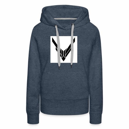 v - Vrouwen Premium hoodie