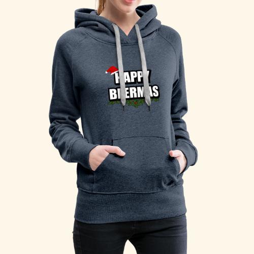HAPPY BEERMAS AYHT - Women's Premium Hoodie