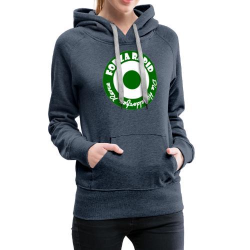 Forza Rapid Logo - Frauen Premium Hoodie