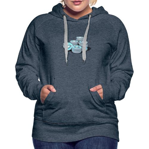 Vbucks - Frauen Premium Hoodie