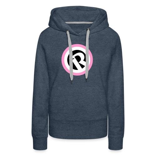 Logo Reborn Spoilers Pink 2020 - Women's Premium Hoodie