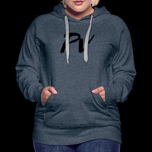 Proces-verbal - PV® - Sweat-shirt à capuche Premium pour femmes