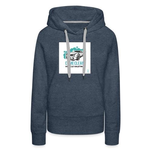 005F6183 5840 4A61 BD6F 5BDD28C9C15C - Sweat-shirt à capuche Premium pour femmes