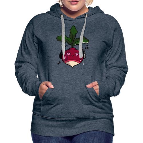 Dikke Bietn - Vrouwen Premium hoodie