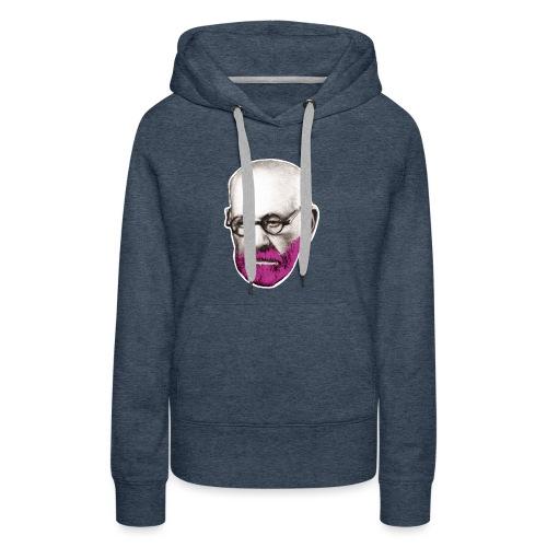 Pink Freud - Women's Premium Hoodie