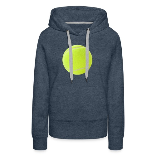 Pelota Padel / Tenis - Sudadera con capucha premium para mujer