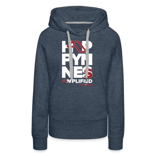 happynessamplified - Women's Premium Hoodie