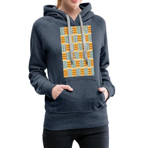 Design Malawi - Vrouwen Premium hoodie