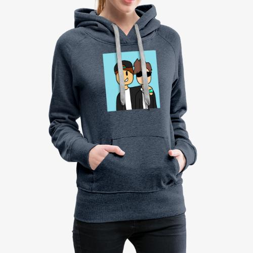 *Limited Edition* RTGaming Merch - Vrouwen Premium hoodie