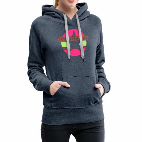 maranatha rosa-grün - Frauen Premium Hoodie