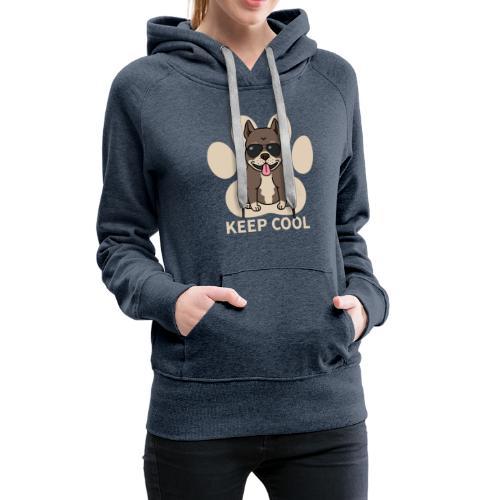 keep cool - Frauen Premium Hoodie