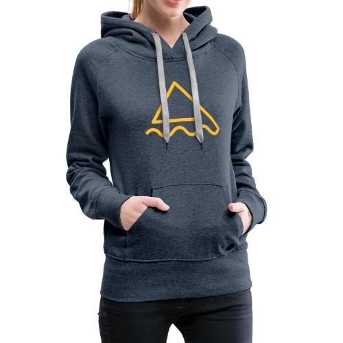 HSSC Wappen - Frauen Premium Hoodie