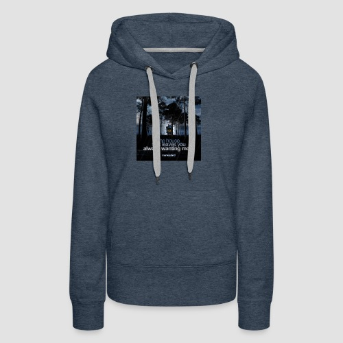 The House - Women's Premium Hoodie