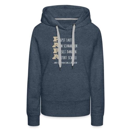 MS05403 - Frauen Premium Hoodie