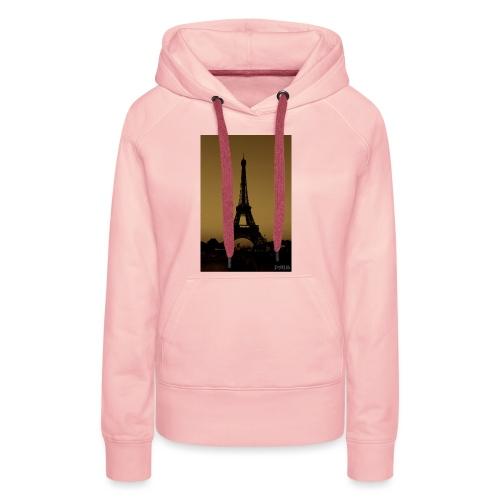 Paris - Women's Premium Hoodie
