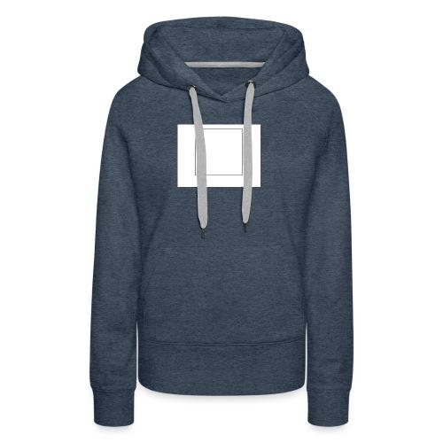 Square t shirt - Vrouwen Premium hoodie
