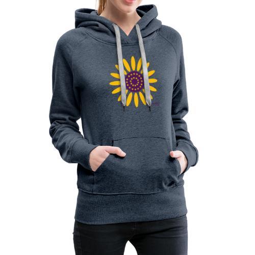 sunflower - Naisten premium-huppari