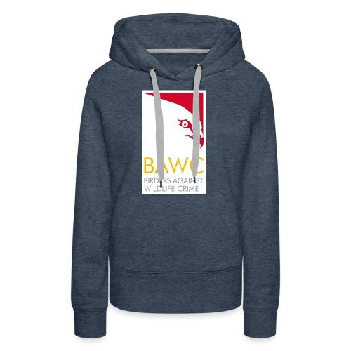 BAWC Logo - Women's Premium Hoodie