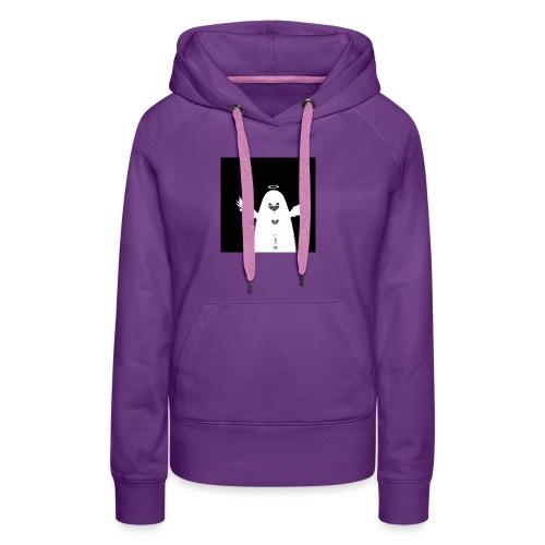 Angel Ghost - Sweat-shirt à capuche Premium pour femmes