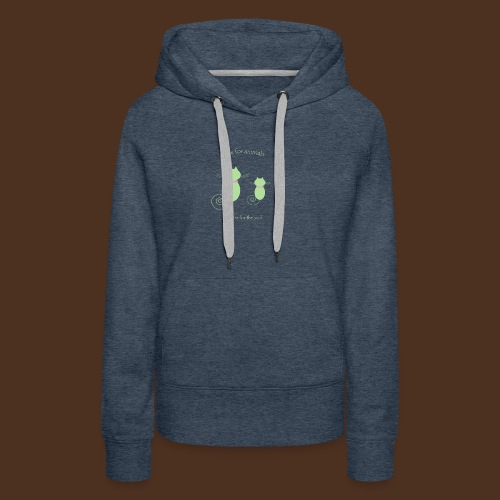 Animal care - Women's Premium Hoodie