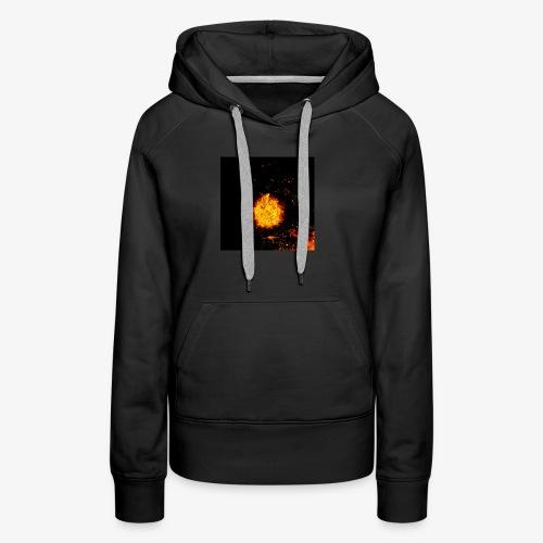 FIRE BEAST - Vrouwen Premium hoodie