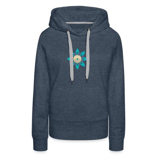 Flower of Love - Vrouwen Premium hoodie
