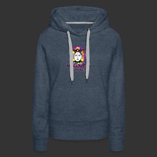 Arlequins Beauvais - Sweat-shirt à capuche Premium pour femmes