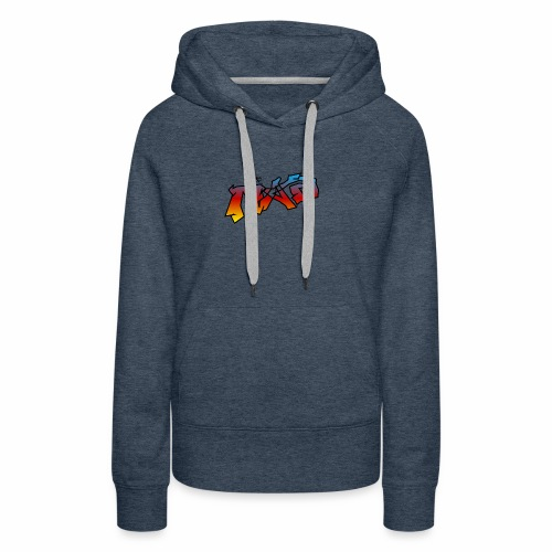 Life Is MAD CGI Makeover TM collaboration - Women's Premium Hoodie