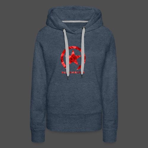 KILLSCHALTER Logo Roses 9KS04 - Frauen Premium Hoodie