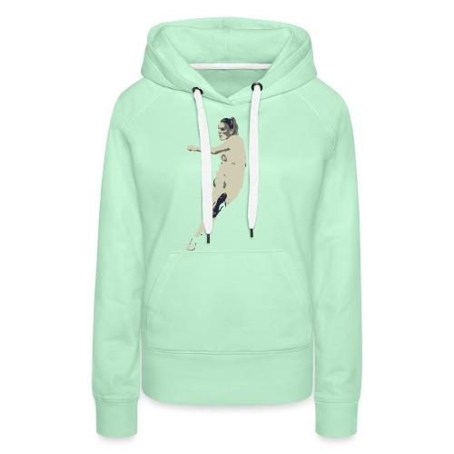 JAIMY VISSER - Vrouwen Premium hoodie