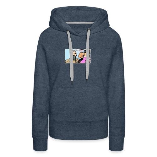 realdarkside nl - Vrouwen Premium hoodie