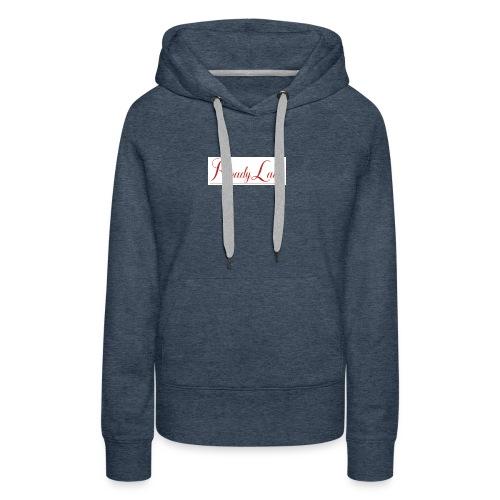 For me - Sweat-shirt à capuche Premium pour femmes