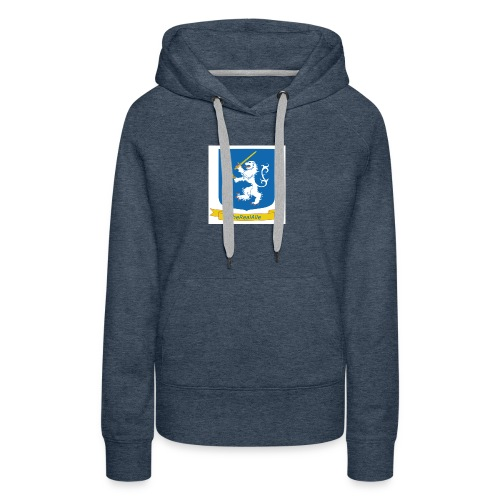 TheRealAlle4433 Logo - Women's Premium Hoodie