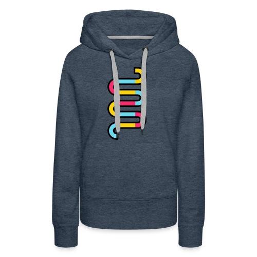 Die DNA deines Unternehmens - Frauen Premium Hoodie