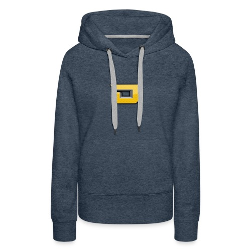 shirtontwerp - Vrouwen Premium hoodie