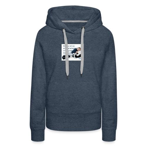 t shirt - Frauen Premium Hoodie